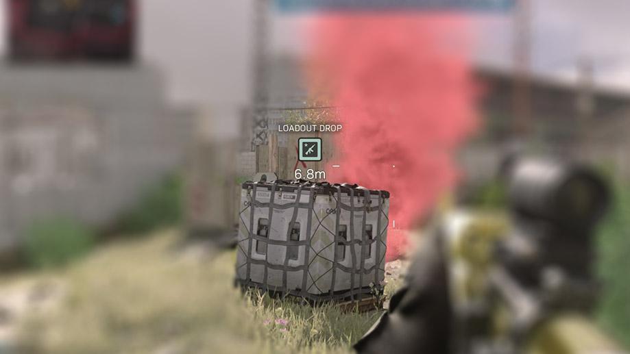 когда падает комплект в warzone