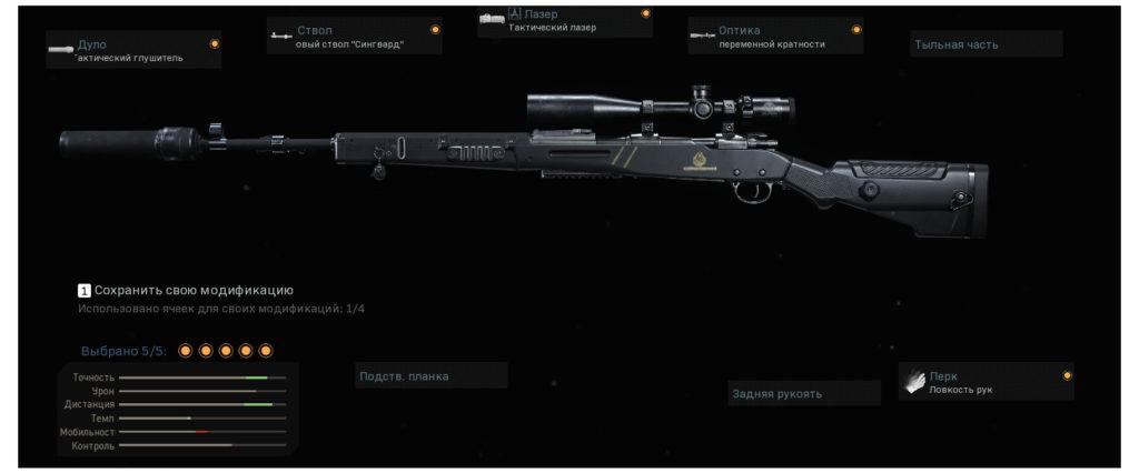 Лучшая снайперская винтовка каряг kar